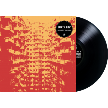 Shitty Life - Switch Off Your Head LP (Preorder!)