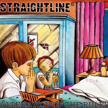 Straightline - Alteration Of The Rules 7''