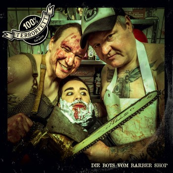 Terrorfett -  Die Boys vom Barbershop LP