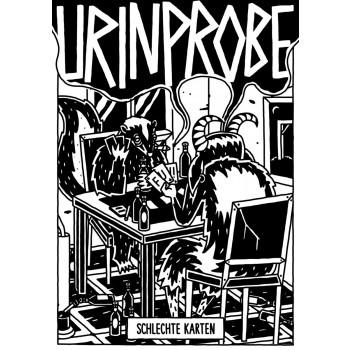 Urinprobe - Schlechte Karten Tape