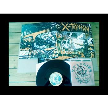 X-Torsion - Do it your hell LP + Bonus Flexi 7''