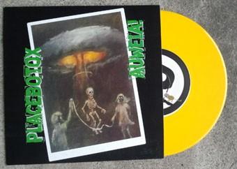 Auweia! / Placetobox Split 7'' (colored vinyl)