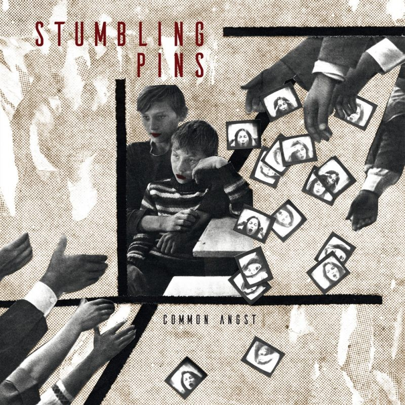 Stumbling Pins – Common Angst LP