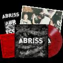 Abriss - Dachlattenkult LP / Blutkult-rot, Dachlattenbox