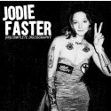 Jodie Faster – [In]Complete Discography LP (pink vinyl + screenprinted flipside)