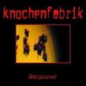 Knochenfabrik - Ameisenstaat LP (yellow vinyl)