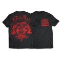 Spastic Fantastic T-Shirt - すごく汚い (black)