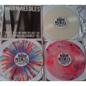 Warm Needles -  No Friends / Don't Tell Me LP (colored vinyl)