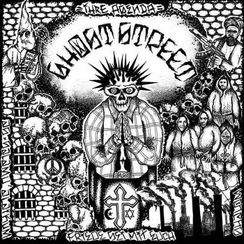 Ghost Street – Stagnation In Trümmer LP (colored vinyl)