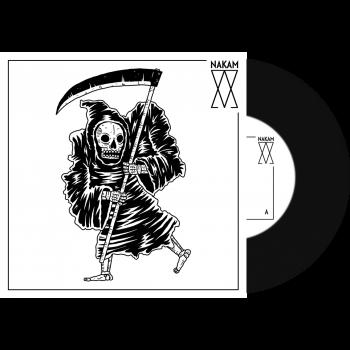 Nakam - st 7'' (black vinyl, limited 400)