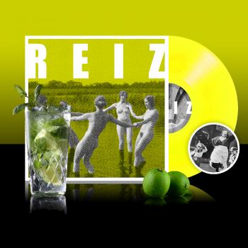 REIZ - REIZ LP (Mojito-Edition, neon-yellow edition)