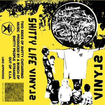 Shitty Life - Vinyls Discography Tape